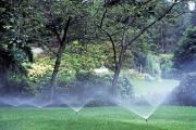 irrigazione, impianto, impianto irrigazione